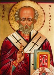 Who Is St. Nicholas?