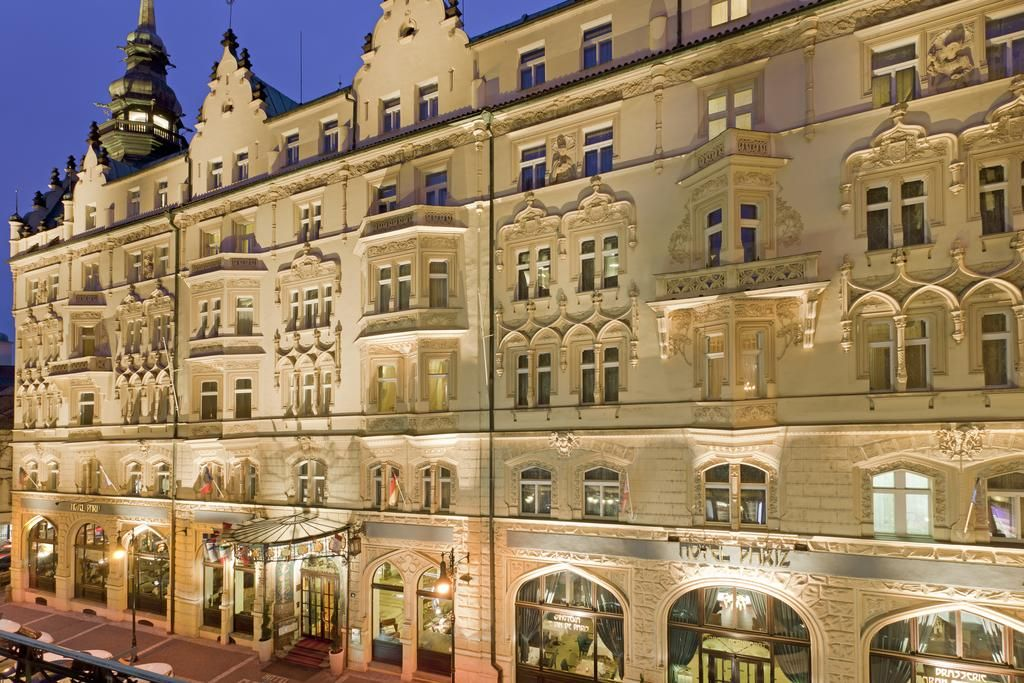 Hotel Paris Prague, Prague