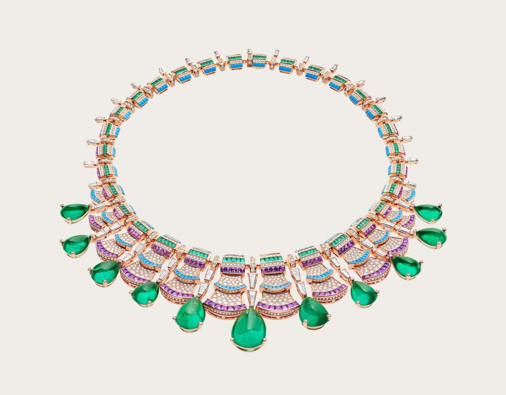 Bvlgari Roaring 80's Necklace